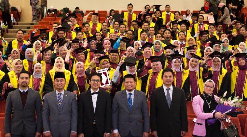 Majlis Graduasi Perubatan Alexandria