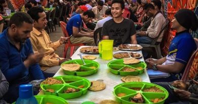 Throwback Iftar di Kaherah.