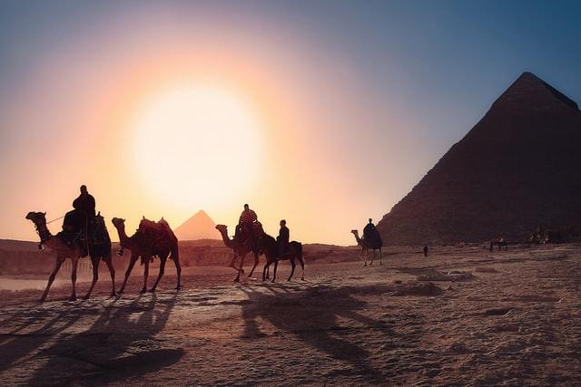 10 Tempat Menarik di Mesir